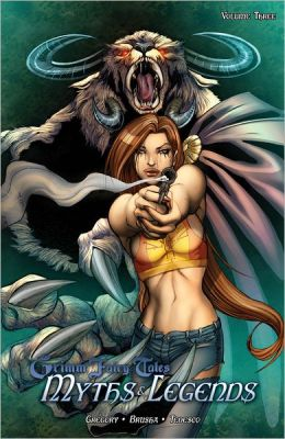 Grimm Fairy Tales: Myths & Legends Volume 3