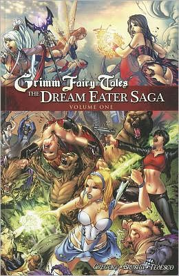 Grimm Fairy Tales: The Dream Eater Saga, Volume 1