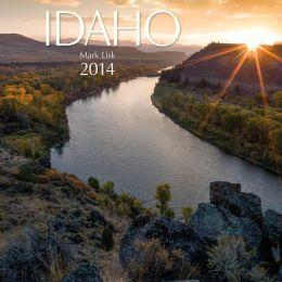 2014 Idaho Wall Calendar
