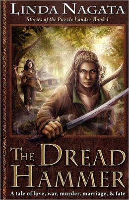 The Dread Hammer: Stories of the Puzzle Lands - Book 1