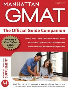 The Official Guide Companion , 13th Edition