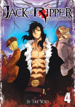 Jack the Ripper: Hell Blade, Volume 4
