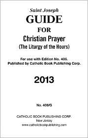 Christian Prayer Guide 2013