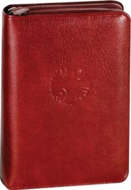 Christian Prayer Leather Case