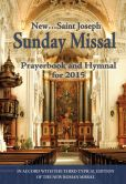 Book Cover Image. Title: St. Joseph Sunday Missal and Hymnal:  For 2015, Author: United States Conference of Catholic Bishops