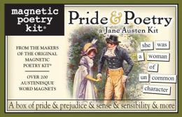 Pride & Poetry: A Jane Austen Kit