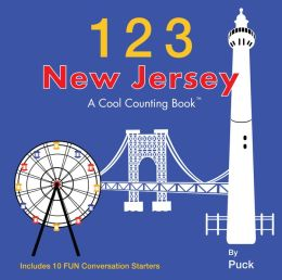 123 New Jersey: A Cool Counting Book