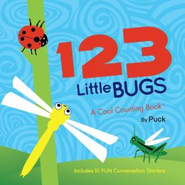 123 Little Bugs: A Cool Counting Book