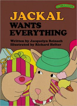 Jackal Wants Everything (Sweet Pickles Series)