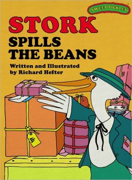 Stork Spills the Beans (Sweet Pickles Series)