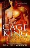 Book Cover Image. Title: The Cage King (Entwined Realms), Author: Danielle Monsch