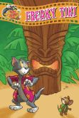 Book Cover Image. Title: Tom and Jerry Tales:  Freaky Tiki, Author: Charles Carney
