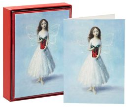 Snow Fairy - Mackey Boxed Christmas Card
