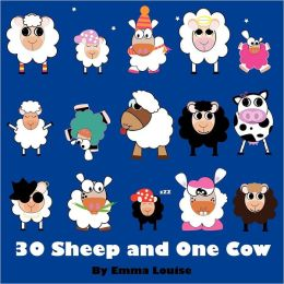 30 Sheep And One Cow