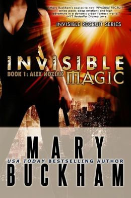 Invisible Magic Book One: Alex Noziak
