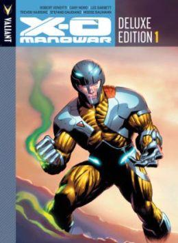 X-O Manowar, Volume 1