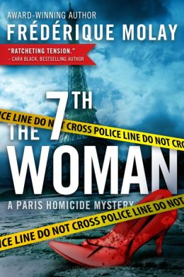 The 7th Woman: A Paris Homicide Mystery
