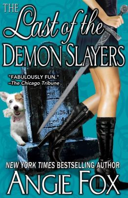 The Last of the Demon Slayers