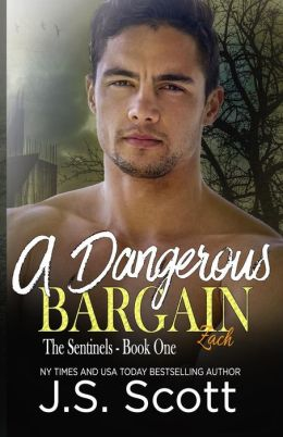 A Dangerous Bargain: The Sentinel Demons Book One