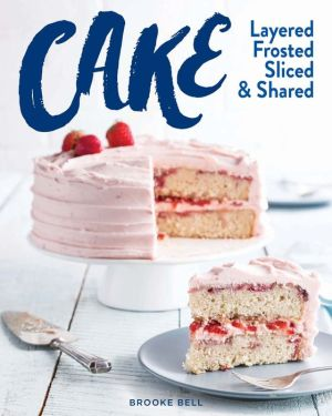 Book Cake: Layered, Frosted, Sliced & Shared