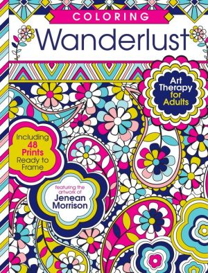 Coloring Wanderlust: Art Therapy for Adults