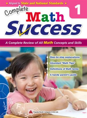 Complete Math Success Grade 1