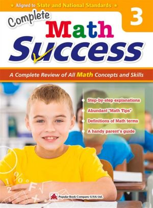 Complete Math Success Grade 3