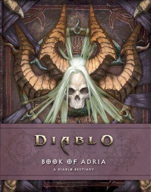 Book Book of Adria: A Diablo Bestiary