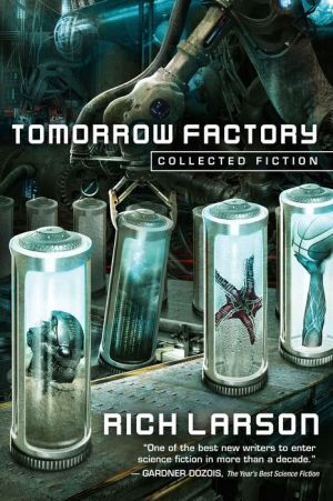 Book Tomorrow Factory: Collected Fiction