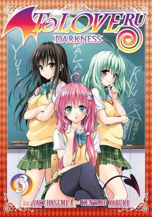 To Love Ru Darkness, Volume 3