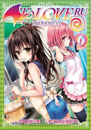 Book To Love Ru Darkness, Vol. 6