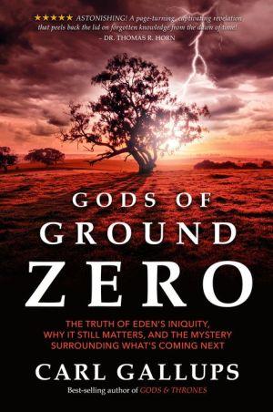 Book Gods of Ground Zero