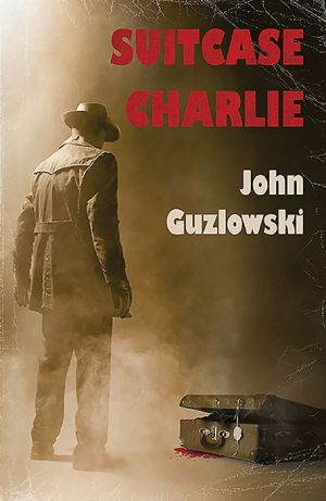 Book Suitcase Charlie