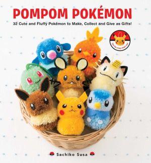 Book Pompom Pokemon