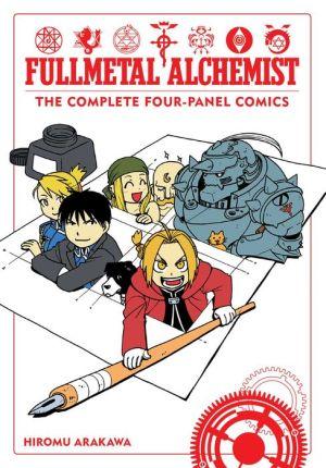Book Fullmetal Alchemist: The Complete Four-Panel Comics