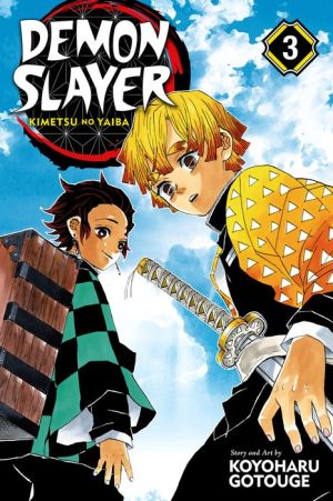 Book Demon Slayer: Kimetsu no Yaiba, Vol. 3: Believe in Yourself