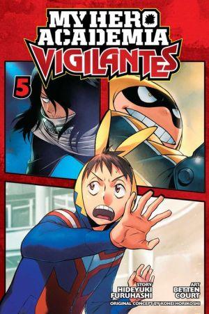 Book My Hero Academia: Vigilantes, Vol. 5