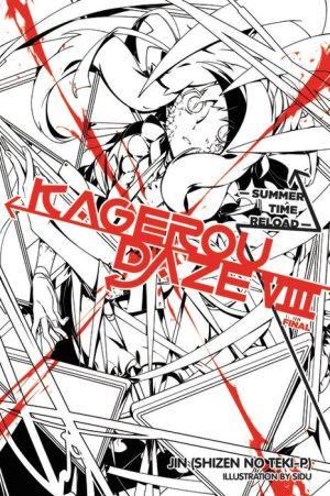 Kagerou Daze, Vol. 8 (light novel): Summer Time Reload