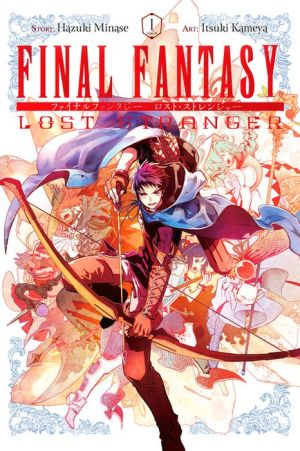 Book Final Fantasy Lost Stranger, Vol. 1