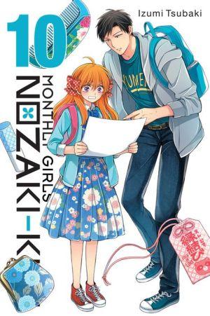 Monthly Girls' Nozaki-kun, Vol. 10