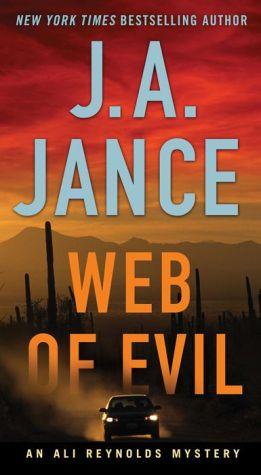 Web of Evil: A Novel of Suspense