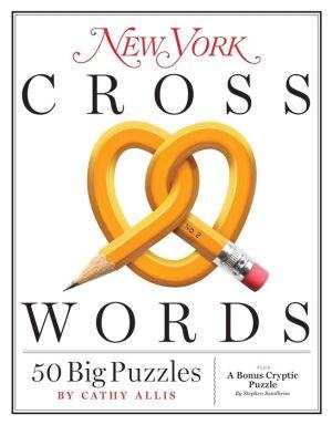 Book New York Crosswords: 50 Big Puzzles|Paperback