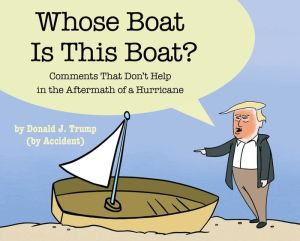 Book Whose Boat Is This Boat?: Comments That Don't Help in the Aftermath of a Hurricane