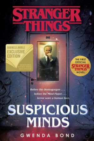 Book Stranger Things: Suspicious Minds