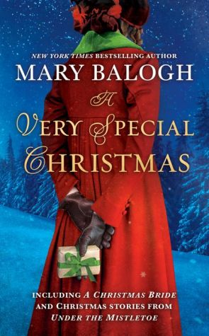 Book A Very Special Christmas: Including A CHRISTMAS BRIDE and Christmas Stories from UNDER THE MISTLETOE By Mary Balogh