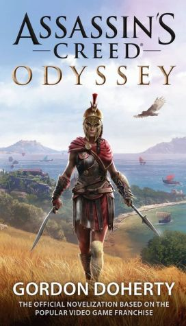 Book Assassin's Creed Odyssey (The Official Novelization)