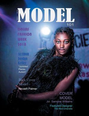 Book Model 101 Magazine: Nov 23 2018