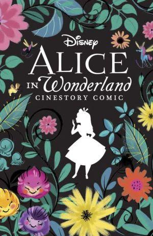 Disney Alice In Wonderland Cinestory Collector Editon