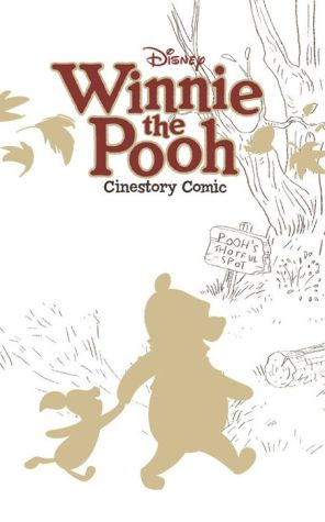 Disney Winnie the Pooh Cinestory Comic - Collector's Edition Hardcover
