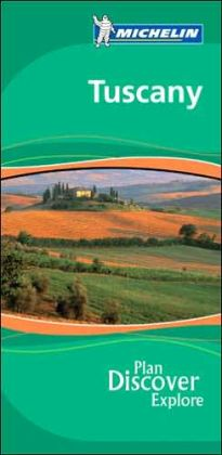 Michelin Travel Guide Tuscany & Florence